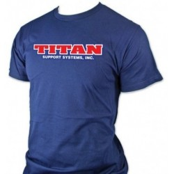 TITAN koszulka bawełniana