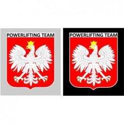 Godło polski do wprasowania