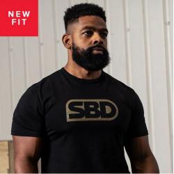 Koszulka SBD czarna -...