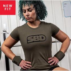 Koszulka SBD zielona -...